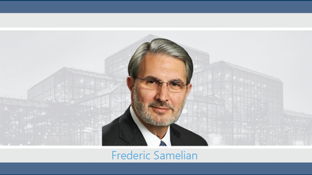Frederic Samelian Joins J.S. Held